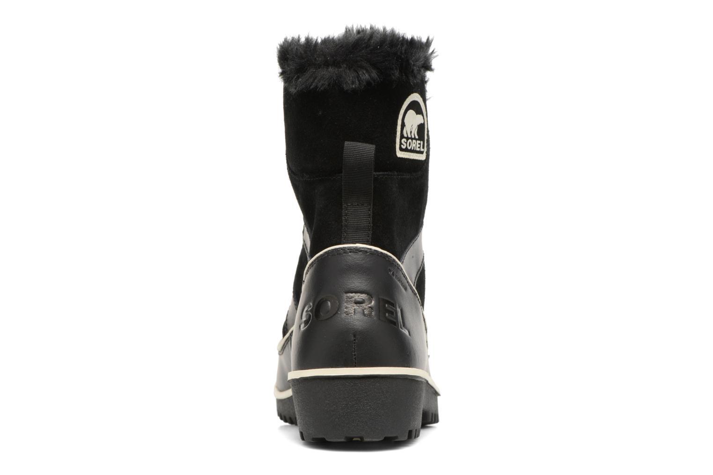 Chaussures de sport Sorel Tivoli II Noir vue droite