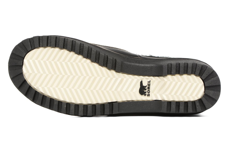 Chaussures de sport Sorel Tivoli II Noir vue haut