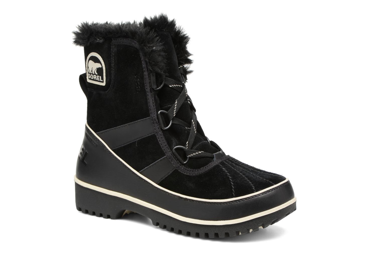 Chaussures de sport Sorel Tivoli II Noir vue détail/paire