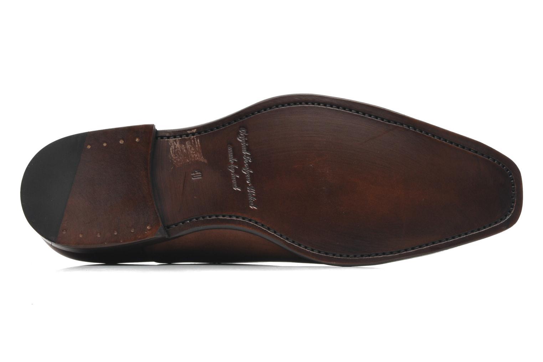 Scarpe con lacci Marvin&Co Luxe Weloofu - Cousu Goodyear Marrone immagine dall'alto