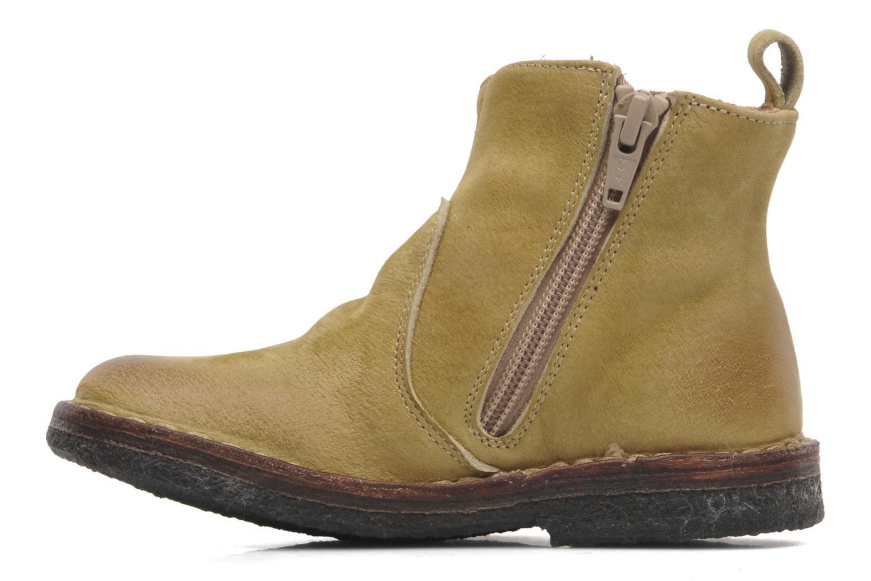 Boots en enkellaarsjes PèPè Marinella Geel voorkant
