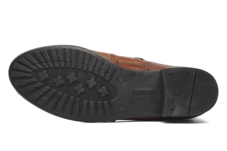 Bottines et boots Remonte Carlla R6470 Marron vue haut