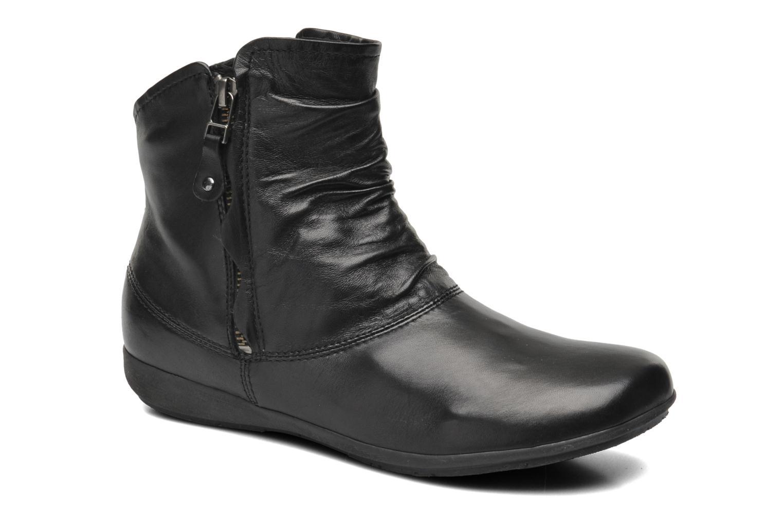 Bottines et boots Josef Seibel Faye 05 Noir vue détail/paire