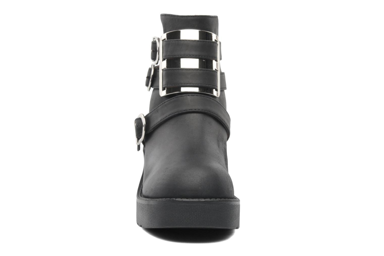 Stiefeletten & Boots Jeffrey Campbell Felin schwarz schuhe getragen