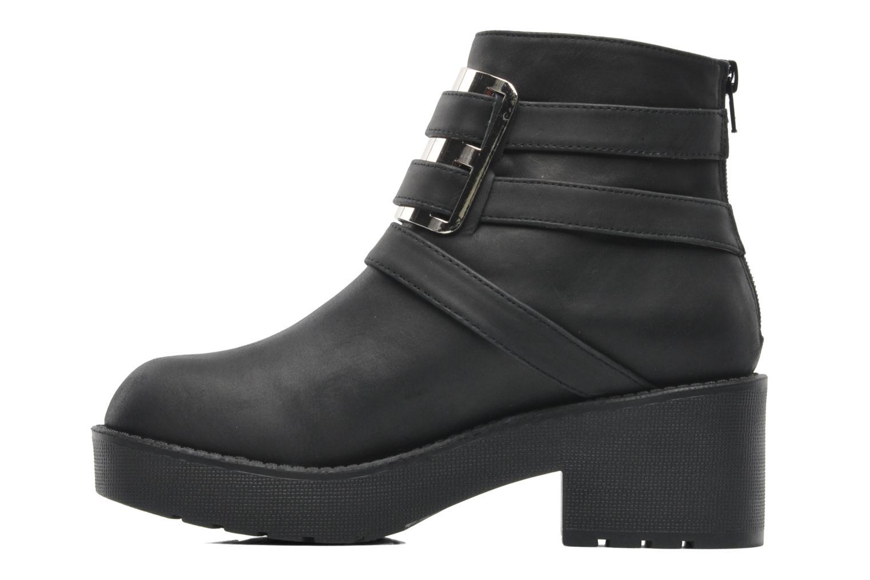 Stiefeletten & Boots Jeffrey Campbell Felin schwarz ansicht von vorne