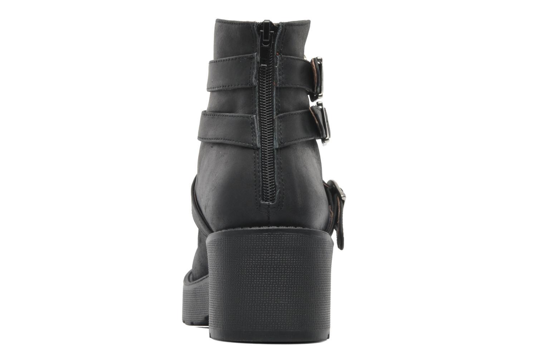 Stiefeletten & Boots Jeffrey Campbell Felin schwarz ansicht von rechts