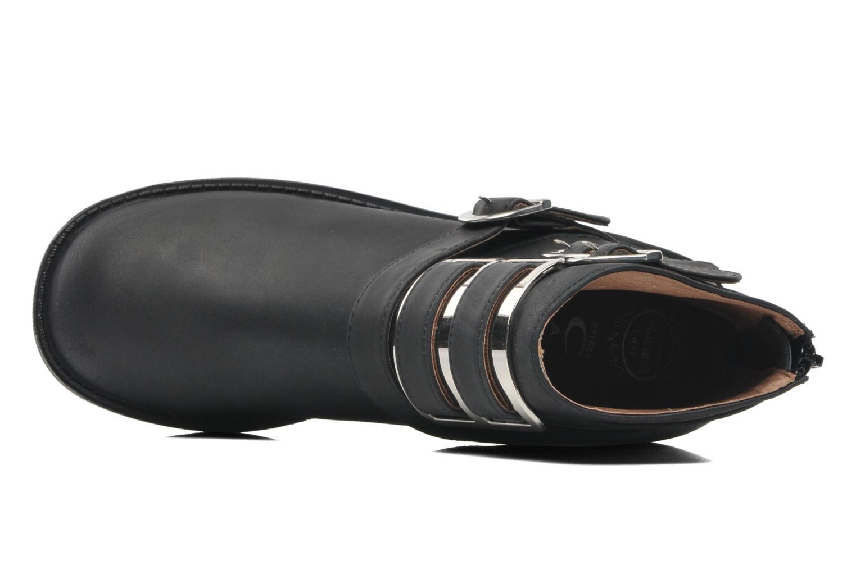 Stiefeletten & Boots Jeffrey Campbell Felin schwarz ansicht von links