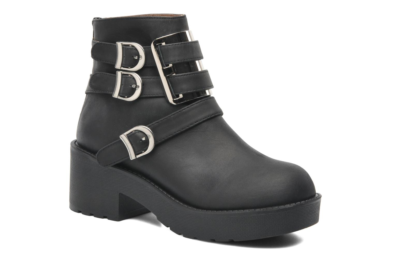 Stiefeletten & Boots Jeffrey Campbell Felin schwarz detaillierte ansicht/modell