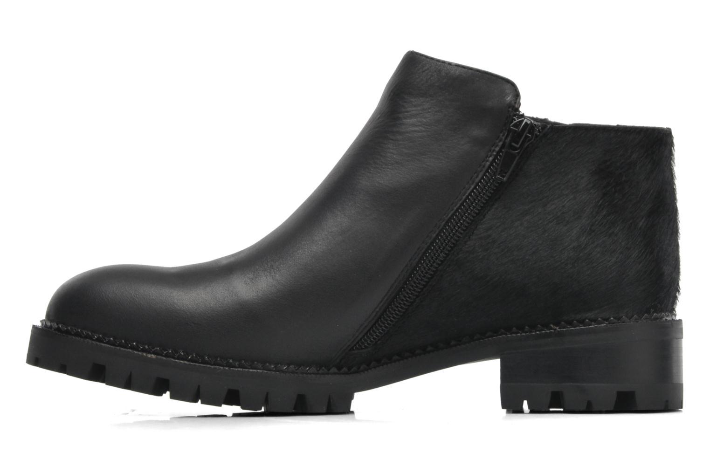 Boots en enkellaarsjes Jeffrey Campbell Ruby Zwart voorkant
