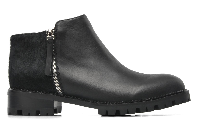 Boots en enkellaarsjes Jeffrey Campbell Ruby Zwart achterkant