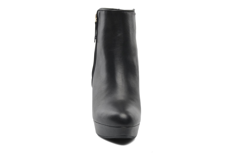 Stiefeletten & Boots Unisa Riane schwarz schuhe getragen