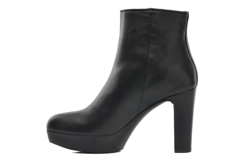 Bottines et boots Unisa Riane Noir vue face