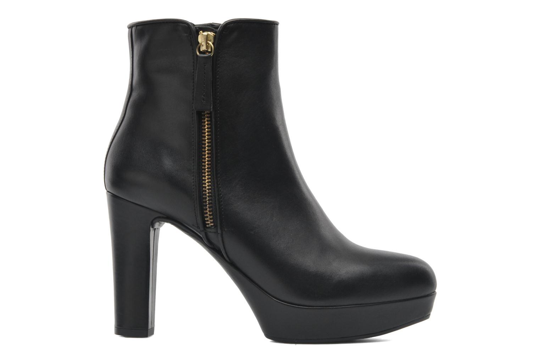 Bottines et boots Unisa Riane Noir vue derrière
