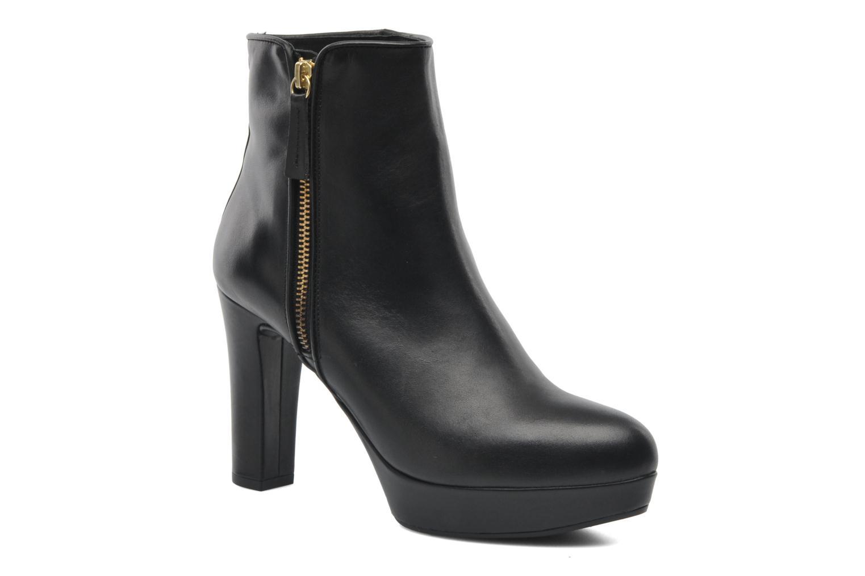 Bottines et boots Unisa Riane Noir vue détail/paire