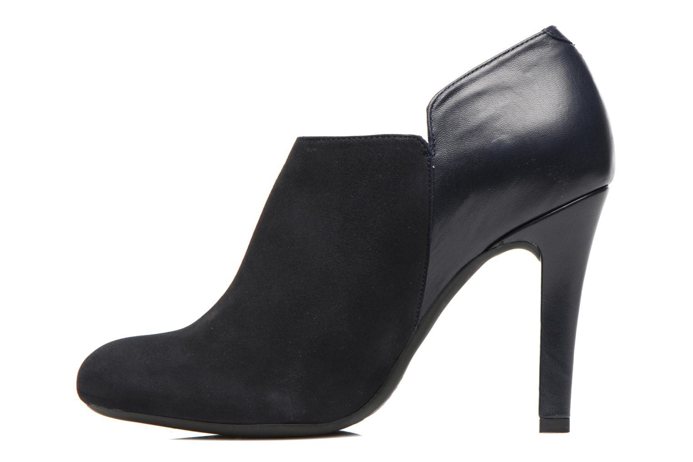 Boots en enkellaarsjes Unisa Pumin Blauw voorkant