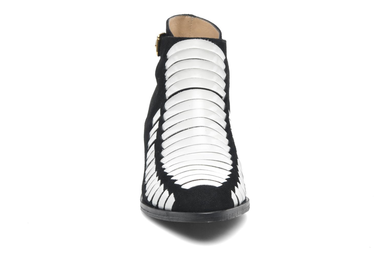 Stiefeletten & Boots MySuelly Robert velours mehrfarbig schuhe getragen