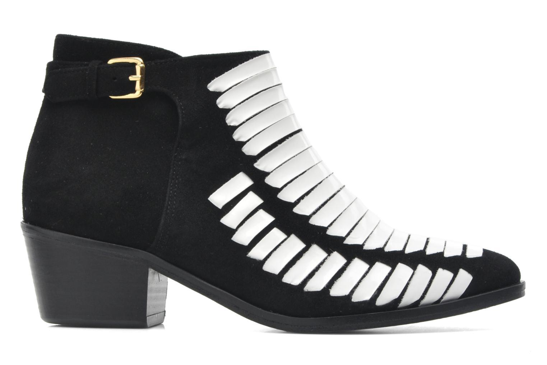 Stiefeletten & Boots MySuelly Robert velours mehrfarbig ansicht von hinten