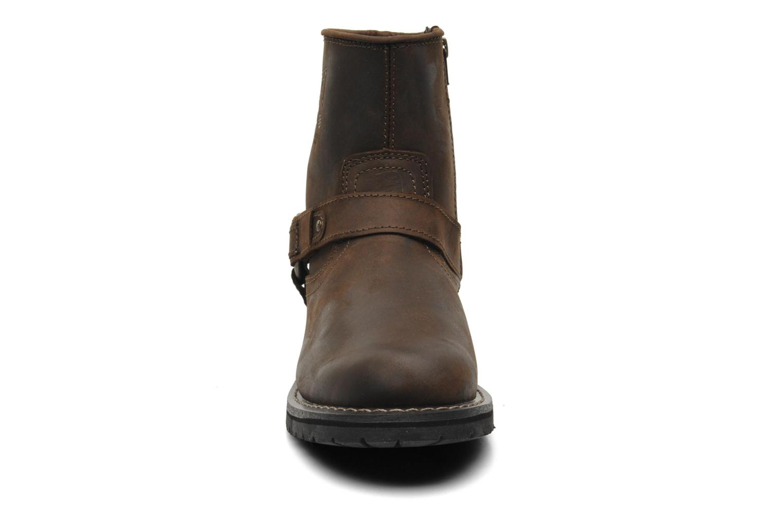 Stiefeletten & Boots Dockers Jameson braun schuhe getragen