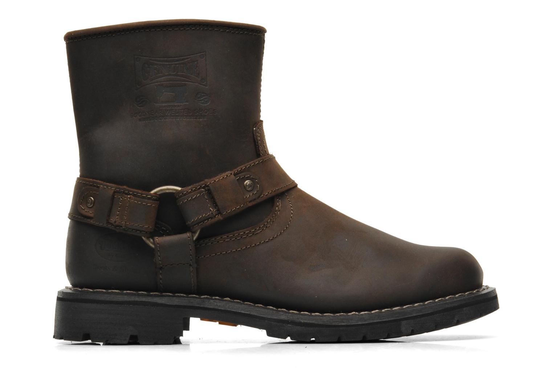 Boots en enkellaarsjes Dockers Jameson Bruin achterkant