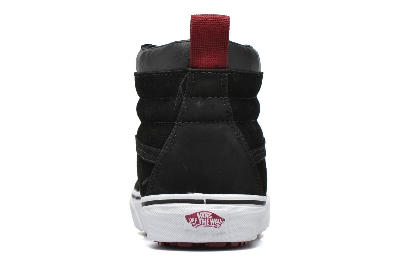 Baskets Vans SK8-Hi MTE Noir vue droite