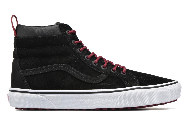 Baskets Vans SK8-Hi MTE Noir vue derrière