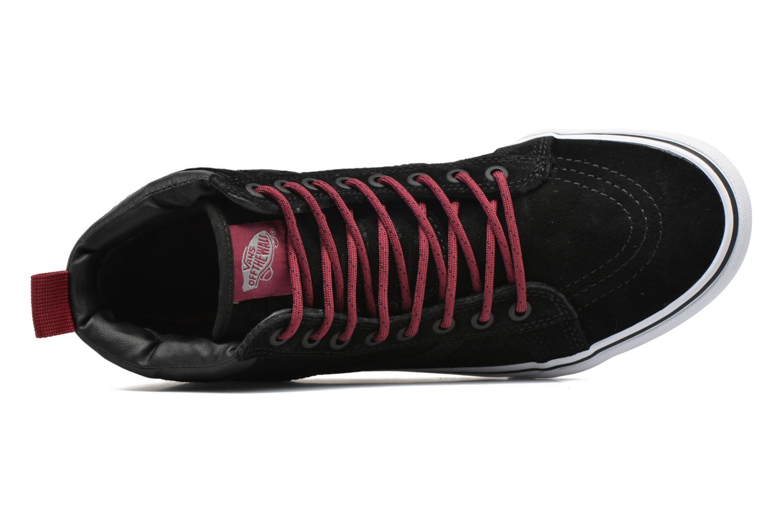 Sneakers Vans SK8-Hi MTE Nero immagine sinistra