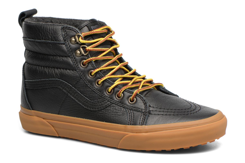 SK8-Hi MTE Black/Leather/Gum