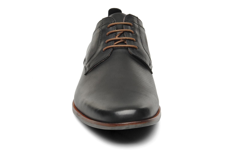 Chaussures à lacets Schmoove Dirty Dandy Station Noir vue portées chaussures