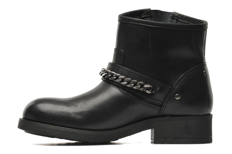 Boots en enkellaarsjes Koah Tammy Zwart voorkant