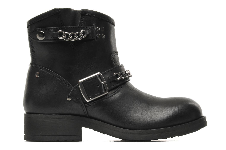 Boots en enkellaarsjes Koah Tammy Zwart achterkant