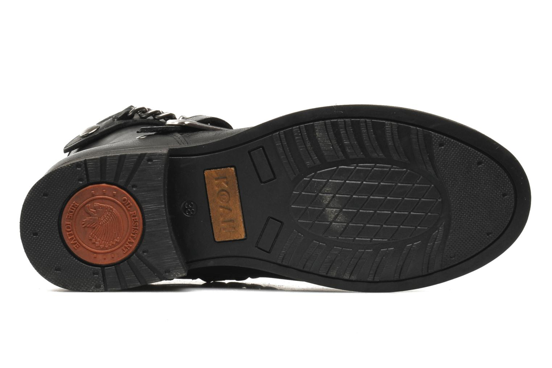 Boots en enkellaarsjes Koah Tammy Zwart boven
