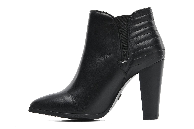 Boots en enkellaarsjes Koah Yasmin Zwart voorkant