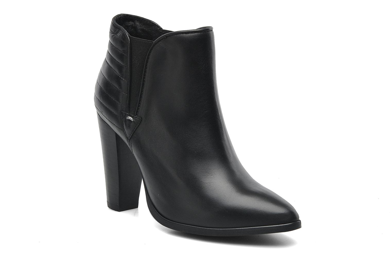 Boots en enkellaarsjes Koah Yasmin Zwart detail