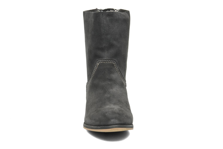 Stiefeletten & Boots Reef Reef Low Desert grau schuhe getragen