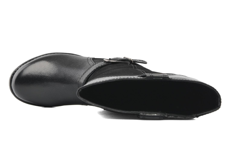 Laarzen Lotus Breeze Zwart links