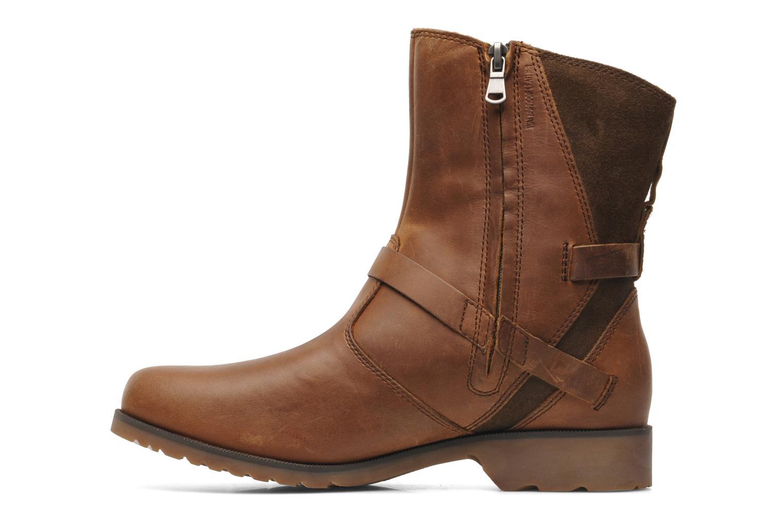 Bottines et boots Teva De La Vina Low W Marron vue face