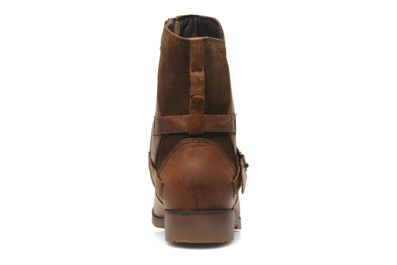 Bottines et boots Teva De La Vina Low W Marron vue droite