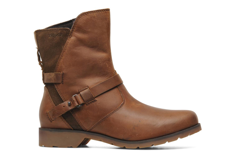 Bottines et boots Teva De La Vina Low W Marron vue derrière