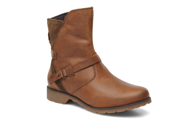 Zapatos promocionales Teva De La Vina Low W (Marrón) - Botines    Zapatos casuales salvajes