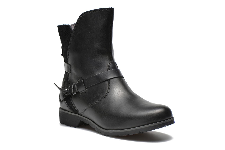 Grandes descuentos últimos zapatos Teva De La - Vina Low W (Negro) - La Botines  Descuento cf0d86