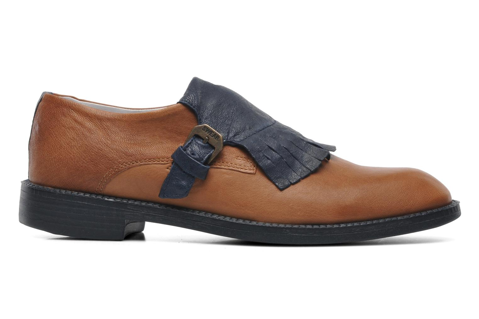 Vienetta 18 Tan/Navy leather