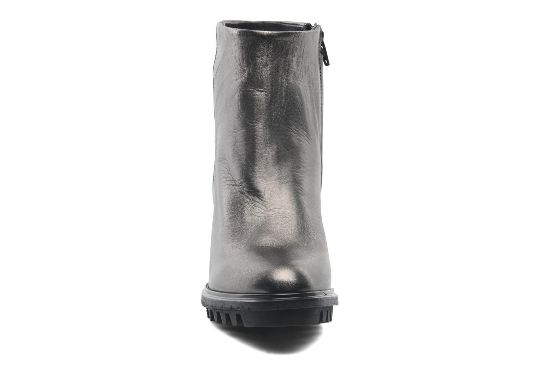 Bottines et boots Swear Roisin Argent vue portées chaussures