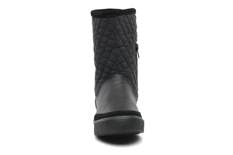 Stiefeletten & Boots G-Star Plateau Ripley Mix schwarz schuhe getragen