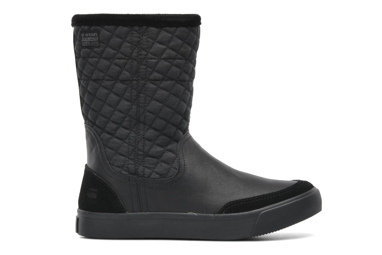 Bottines et boots G-Star Plateau Ripley Mix Noir vue derrière