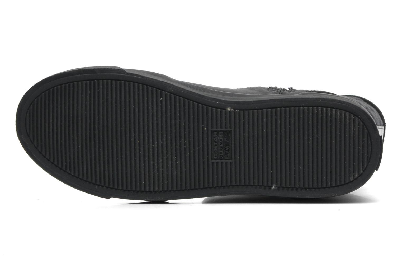 Bottines et boots G-Star Plateau Ripley Mix Noir vue haut