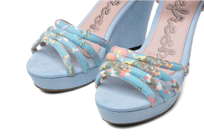 Sandalen Refresh Renda Blauw 3/4'