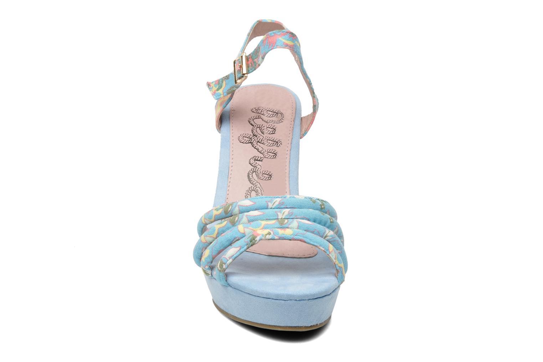 Sandalen Refresh Renda Blauw model