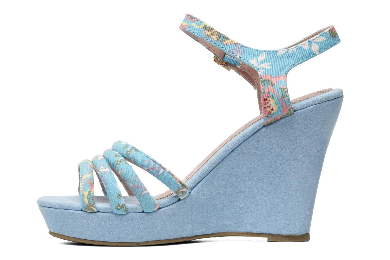 Sandalen Refresh Renda Blauw voorkant