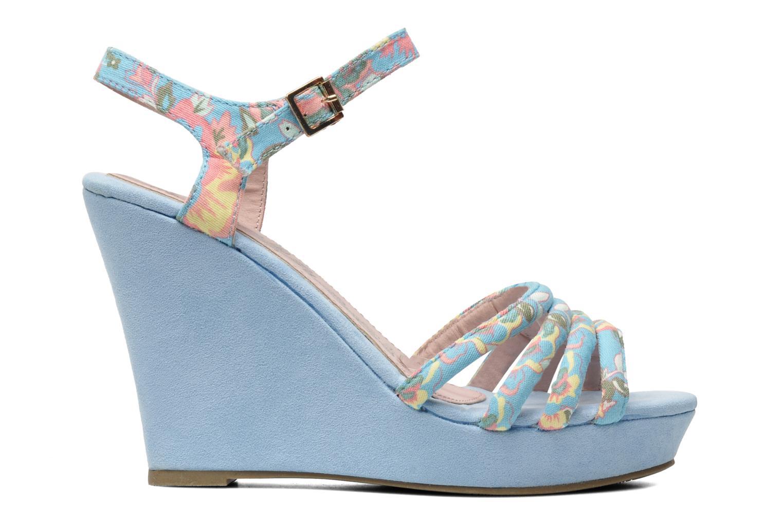 Sandalen Refresh Renda Blauw achterkant