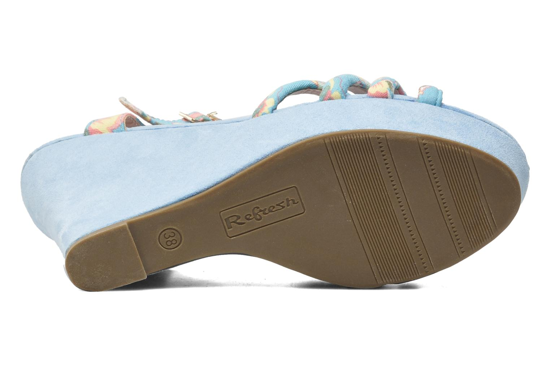 Sandalen Refresh Renda Blauw boven